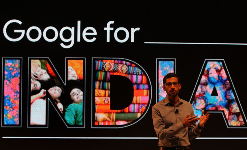 Sundar Pichai Help SMEs Go Digital, Comes Up With DIGITAL UNLOCKED in India